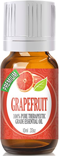 Grapefruit Essential Oil - 100% Pure Therapeutic Grade Grapefruit Oil - 10ml