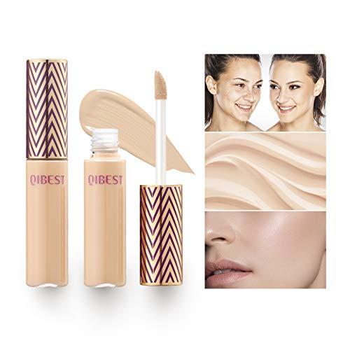 Mimore Liquid Concealer Makeup, Concealer Cover Flüssigmatt Full Coverage Concealer, 24HR Bright Color Concealer, wasserdichter, schweißfester Beauty Concealer - 3 Farben (03)
