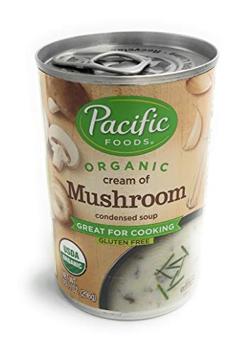 PACIFIC FOODS Organic Mushroom Condensed Soup, 10.5 OZ