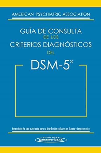APA:Gu'a Consulta Diag.DSM-5