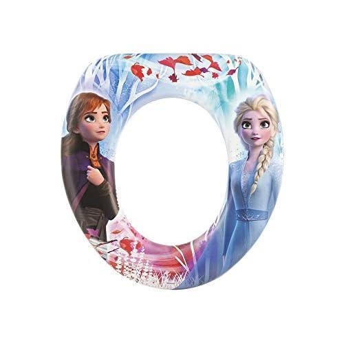 Lulabi Disney Frozen Riduttore Wc Soft, Seduta 28X30Cm