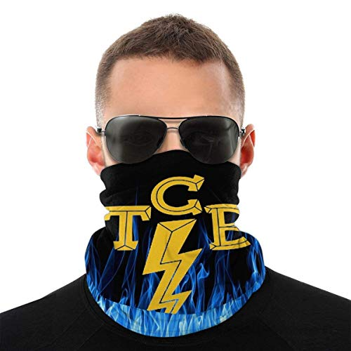 Elvis-The King of Rock 'n'roll TCB - Máscara facial bandanas de moda para la cabeza, bufanda al aire libre