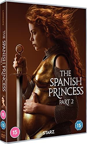 The Spanish Princess Season 2 [DVD] [2021]