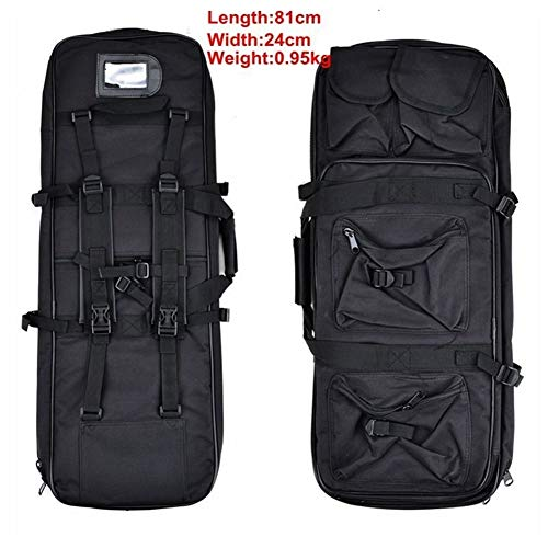 Buy Discount Shefure 81CM/94CM/118CM Gun Bag Tactical Outdoor Hunting Backpack Military Hunting Rifl...