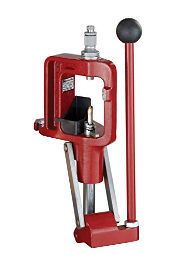 Hornady 085001 Lock-N-Load Classic Ammo Reloading Press,Red
