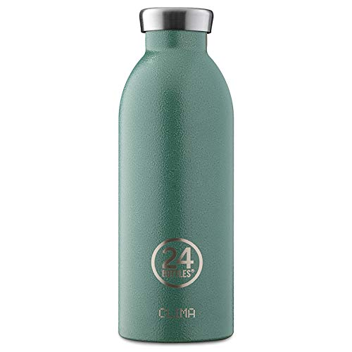 24Bottles Clima Bouteille en acier inoxydable Vert 500 ml
