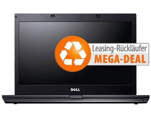 Dell E6510 Latitude - Portátil de 15.6' (Intel Core i5-520M, 4 GB de RAM, 1 TB, Windows), Negro [Importado]
