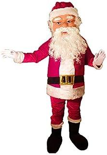 Disfraz Papa Noel cabezon