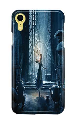 Caso di Telefono per iPhone XR Beauty And The Beast Disney 7 Disegni