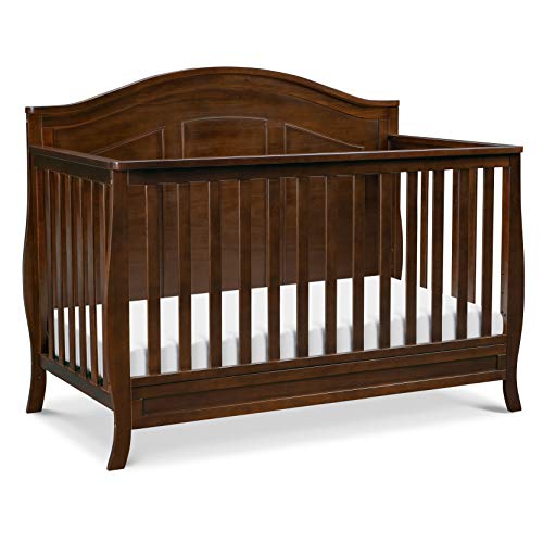 DaVinci Emmett 4-in-1 Convertible Crib in Espresso
