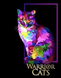 Note Book Warrior Cats ; this awesome Book For Record Some Information About The Things You are interested in. Cats Cute: Sketch Book: Cute cat cover ... Drawing Note Book Pattern Designe in Cover