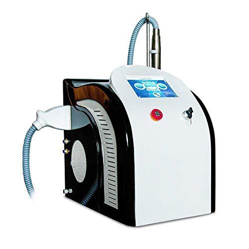 TQ Weiße Farbe Portable picosure pico Tattooentfernung Laser 1064nm 532nm 755nm-Tipps