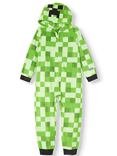 Boys Minecraft Pajama Blanket Sleeper (Little Boy & Big Boy)