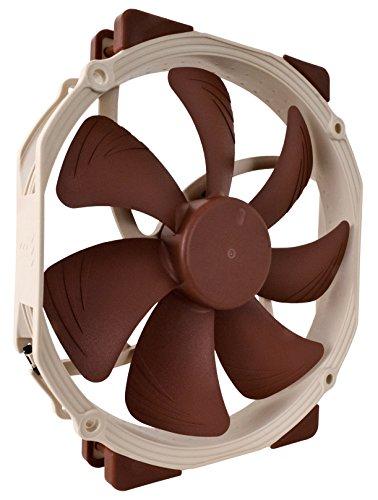 Noctua NF-A15 PWM, stille premium ventilator, 4-pins (140mm, bruin)