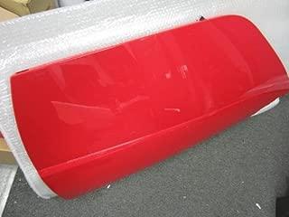 2008 2009 2010 2011 2012 Smart Car ForTwo New OEM Passenger Right RH Side Door Panel Cover Skin - Red