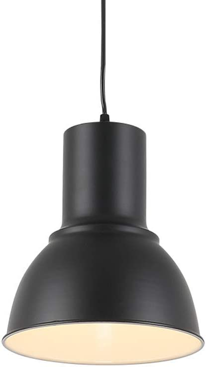 Modern Black Pendant Light Fixtures For Kitchen Island Retro Style Vintage Farmhouse Hanging Black Ceiling Lights Lamp For Bedroom Without E26 Bulb Amazon Com