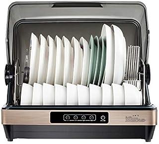 XHCP lavavajillas Inicio Mini Able Top DishAsherMáquinas lavavajillas multifuncionales con Secado, Secado, esterilización, Almacenamiento DAwerFood GAdSA Stainless Steel