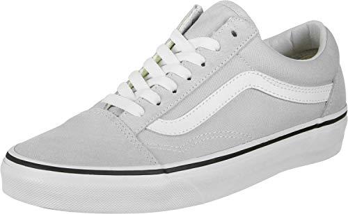 Vans Old Skool Schuhe Gray Dawn/True White