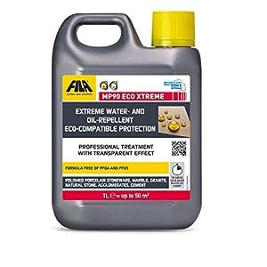 FILA Surface Care Solutions El sellador Extremo, ecológico, Repelente al Agua y al Aceite, No aplicable, 1 litro
