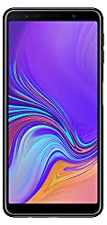 Samsung Galaxy A7(Black, 4GB RAM and 64GB Storage) with Offer