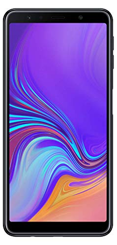 Samsung Galaxy A7 (Black, 6GB RAM and 128GB Storage) with Offer