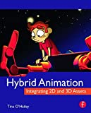 Hybrid Animation: Integrating 2D and 3D Assets