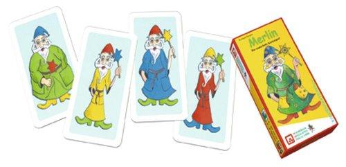 Nürnberger Spielkarten Merlin [Import allemand]