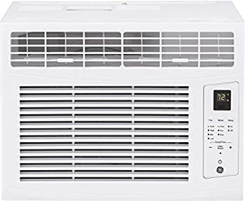 GE Appliances AHQ06LZ GE 6,000 BTU Window Air Conditioner humidty-Meters 115V White