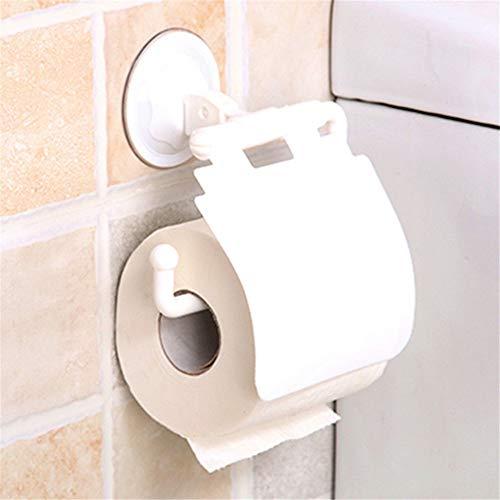 MUXItrade Toilettenpapierhalter ohne bohren Klopapierhalter Saugnapf Klorollenhalter für Badezimmer