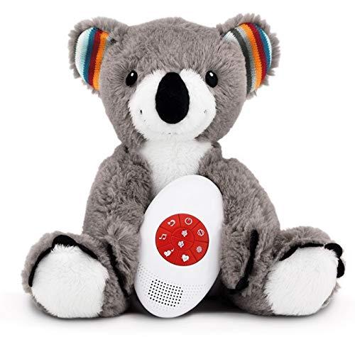 Zazu - Peluche musical con sonido de latido, Coco el Koala,