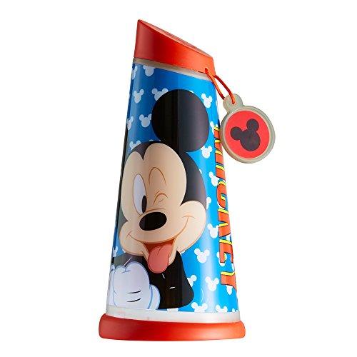 Mickey Mouse 274MIY GoGlow-Taschenlampe und Nachtlicht, Blau