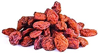 "Pasas orgánicas secas de uva ""Manucca"" 1 kg, Bio, de Comercio Justo de Uzbekistan, deshidratadas, con 2 - 3 semillas comestibles, ecológicas, sin aceite añadido, 100% naturales crudos 1000g"