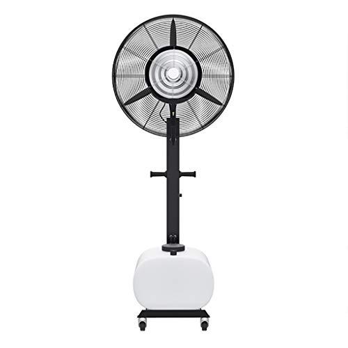Ventilador EléCtrico De Enfriamiento Industrial De Pie Oscilante del Ventilador Exterior - Ventilador EléCtrico De Enfriamiento De 30 Pulgadas