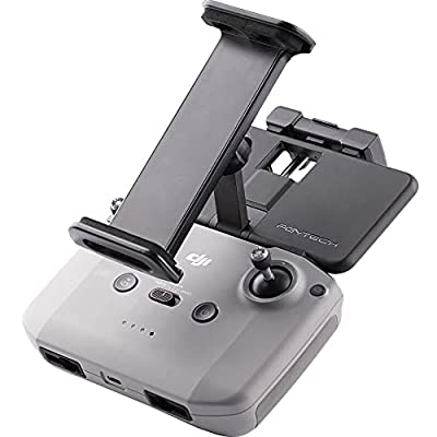 PGYTECH Pad Holder 4-10.5 inch Holder Remote Control Tablet Mount Holder Compatible with DJI Mavic Air 2/Mavic Mini/Mavic 2/Mavic Air/Mavic Pro/Spark Tablet Holder Foldable for Drones Accessories