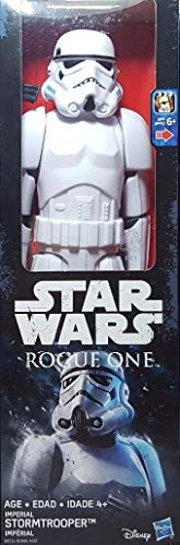 Star Wars Rogue One Force Awakens First Order Stormtrooper 12 Inch Action Figure