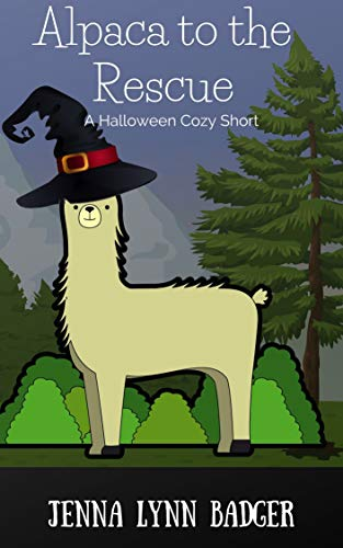 Alpaca to the Rescue: A Camping Capers Cozy Mystery Short (English Edition)