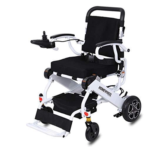 S.perfect Oude elektrische rolstoel, inklapbaar, lichtgewicht, rolstoel met handicap