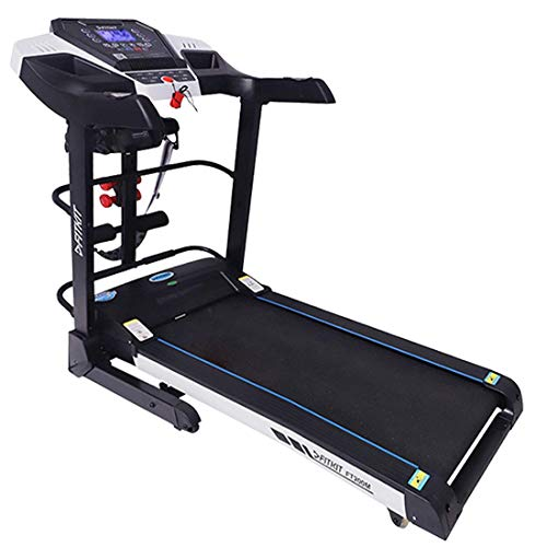 Fitkit FT200M 2.25HP (4.5HP Peak) Motorized Treadmill With Free Installation and Free Diet & Fitness...