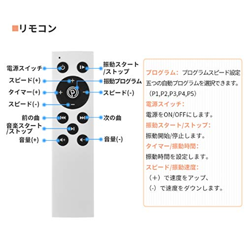 効果 3d 振動 マシン