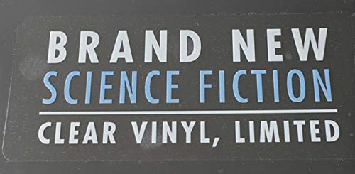Science Fiction (Limited Edition Clear Colored Vinyl)