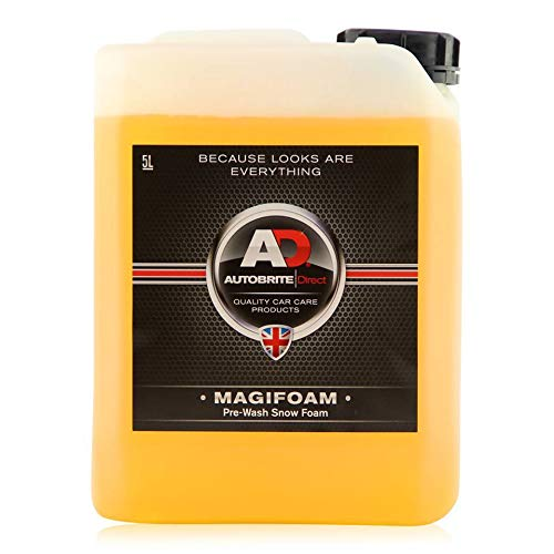 Autobrite Direct Magi Foam, 5 L