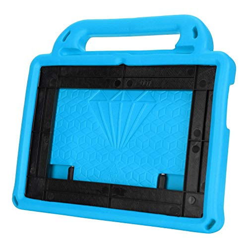 Kafuty-1 Tablet Cover Tablet Protective Cover EVA Shockproof Child Friendly for Tablet(blue)