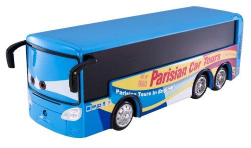 Cars 2 Véhicule Paris Bus 0