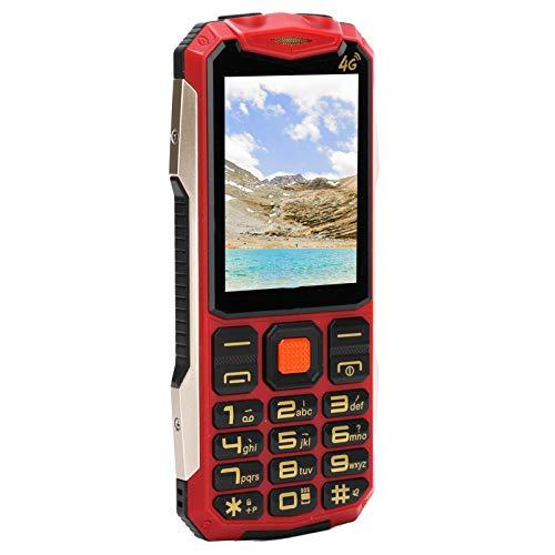Yctze Teléfono móvil Teléfono con Pantalla de 2,4 Pulgadas Teléfono móvil con Doble Tarjeta Teléfono móvil con Doble Modo de Espera Teléfono(European regulations)