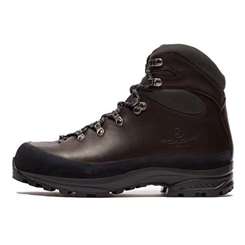 Scarpa SL Active, Men's Hiking Boots, Bordeaux Leather+Cocona TM BIOMETRIC Trek, 44 EU
