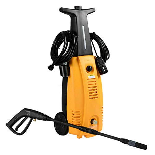 Fantastic Deal! AK Energy 3000PSI Electric High Pressure Washer Burst Sprayer 2000W Built-in Deterge...