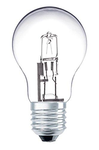 LAES 833041 Ampoule Sphérique Eco, E27 105 Watts, Transparent, 60 x 105 mm