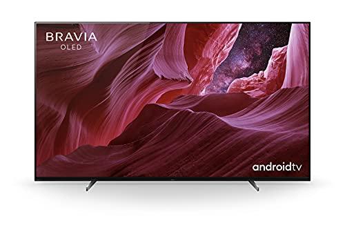 Sony Bravia OLED KE55A8P - TV Smart de 55 pulgadas con 4K Ultra HD, Alto Rango Dinámico...