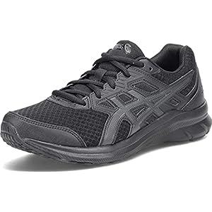 ASICS Men's JOLT 3 Running Shoes, 10.5, Black/Graphite Grey