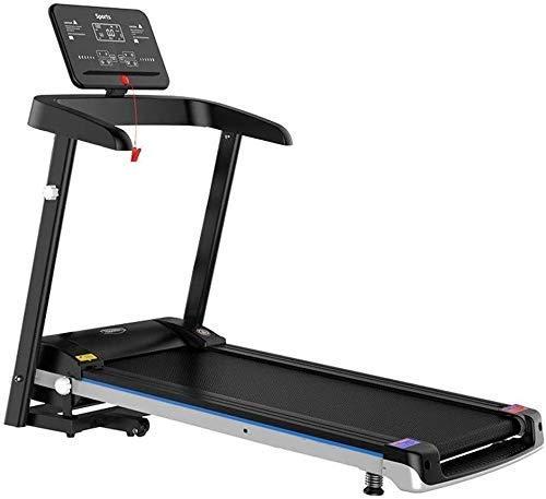 Laufbänder für Home Falten mit Steigung Ellipsentrainer Cross Trainer Laufmaschinen Falten Laufband Jogging Laufmaschine Peng BJY969